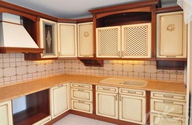 Кухня СОФИЯ цена с выставки 120000 руб.