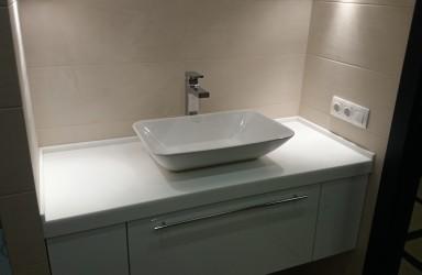 Мебель для ванной Квадро