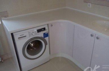Мебель для ванных  комнат - Лаки