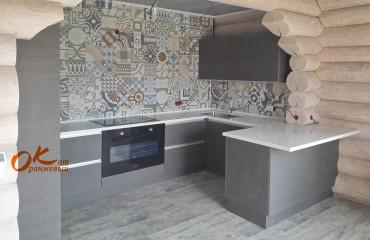 Кухня ИНТЕГРА pvc