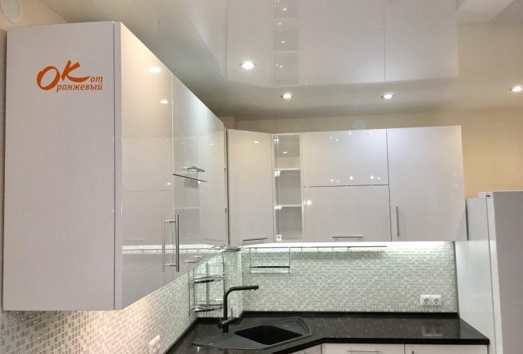Кухня Лаки WHITE