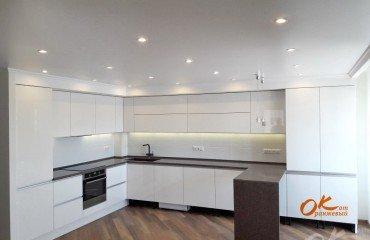 Кухня Интегра  white