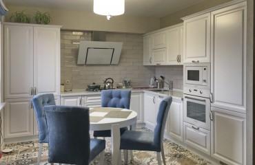 Кухня Прованс white