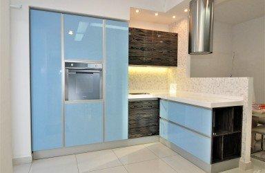 Кухня Интегра blue