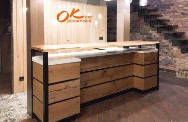 Кухня LOFT wood
