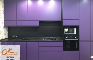 Кухня Интегра fiolet