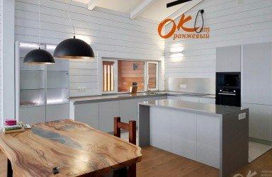 Кухня Loft-industry