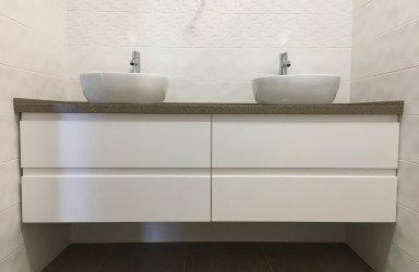 Мебель для ванных комнат DUO INTEGRA