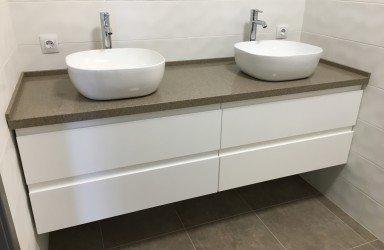 Мебель для ванных DUO INTEGRA